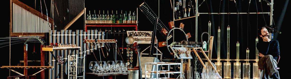 Paweł Romańczuk – małe instrumenty