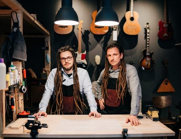 Jan Halicki i Andrzej Ostrowski