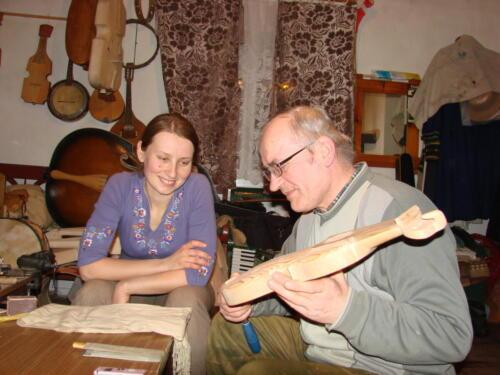 2010.03. 1 Szkoła suki Katarzyna Zedel