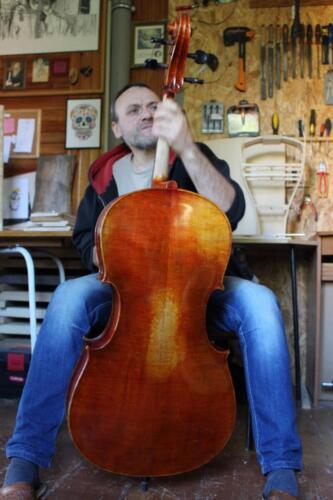 Lucjan Kościółek cello