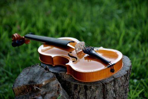 Lucjan Kościółek skrzypce fot Bartosz Frydrych
