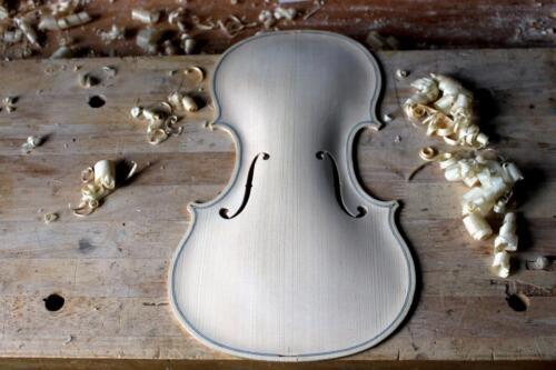 Lucjan Kościółek skrzypce wierzch