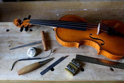 Lucjan Kościółek skrzypce
