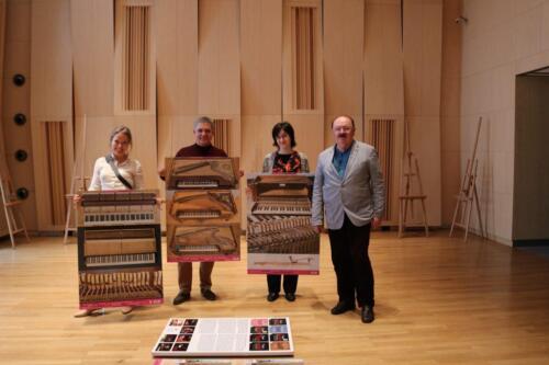 5 Wystawa Fortepiany z przeszłością